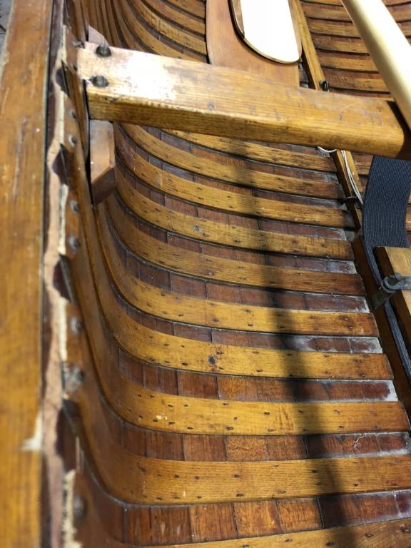 Rénovation d'un canoë ROCCA Castor 535b1810