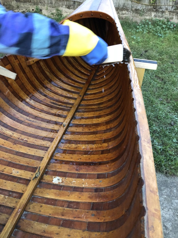 Rénovation d'un canoë ROCCA Castor 68806b10