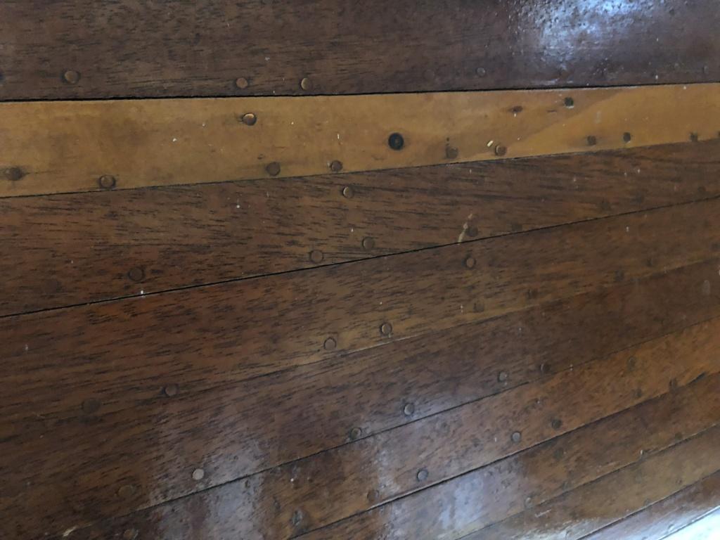 Rénovation d'un canoë ROCCA Castor 94df1410