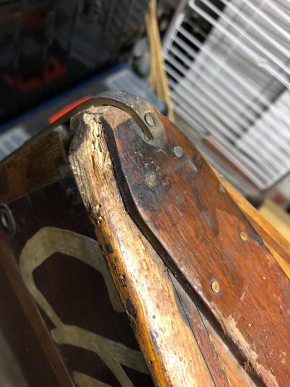 Rénovation d'un canoë ROCCA Castor Fffdfb10