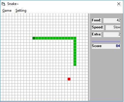 لعبة الثعبان مفتوحة المصدر vb6  125510