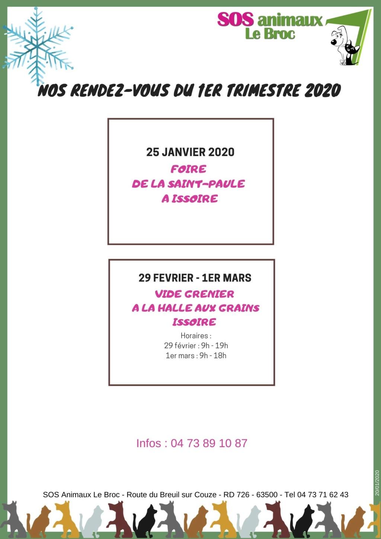 Programme du 1er trimestre 2020 Sos_1e10