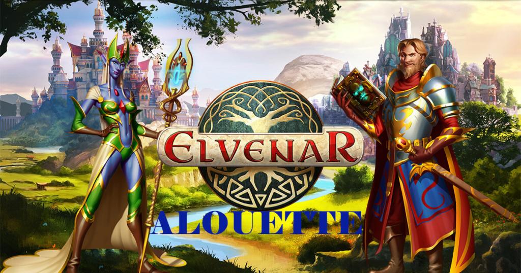 Forum Alouettes d'ELVENAR