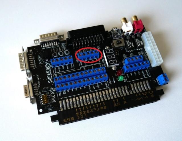Slot MVS SCART--> VGA ou S-video 67796910