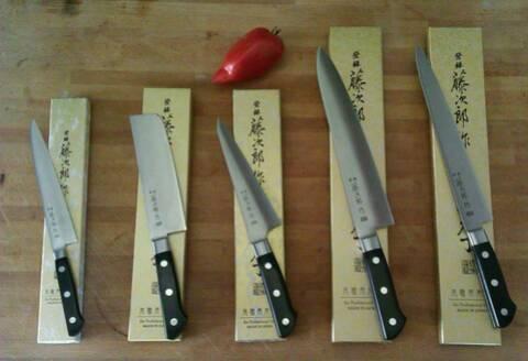 Les couteaux de cuisine made in Japan ! 20190528