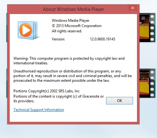 Can not watch Mp4 after installation Versio10