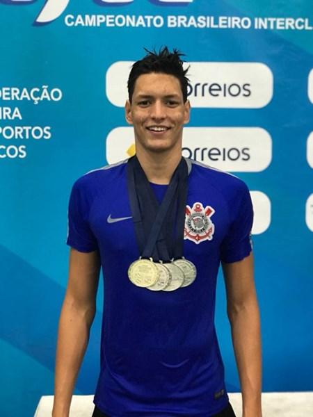 Victor Alcará tem oportunidade entre atletas olímpicos 148710