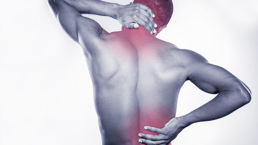 Como fortalecer a coluna ? - Dicas para aliviar as dores  Dor-na10