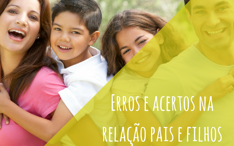 Erros e acertos - Relação difícil entre pais e filhos  Erros-10