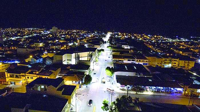 'Via Iluminada' terá terceira etapa e atenderá mais bairros de São João Foto-b10