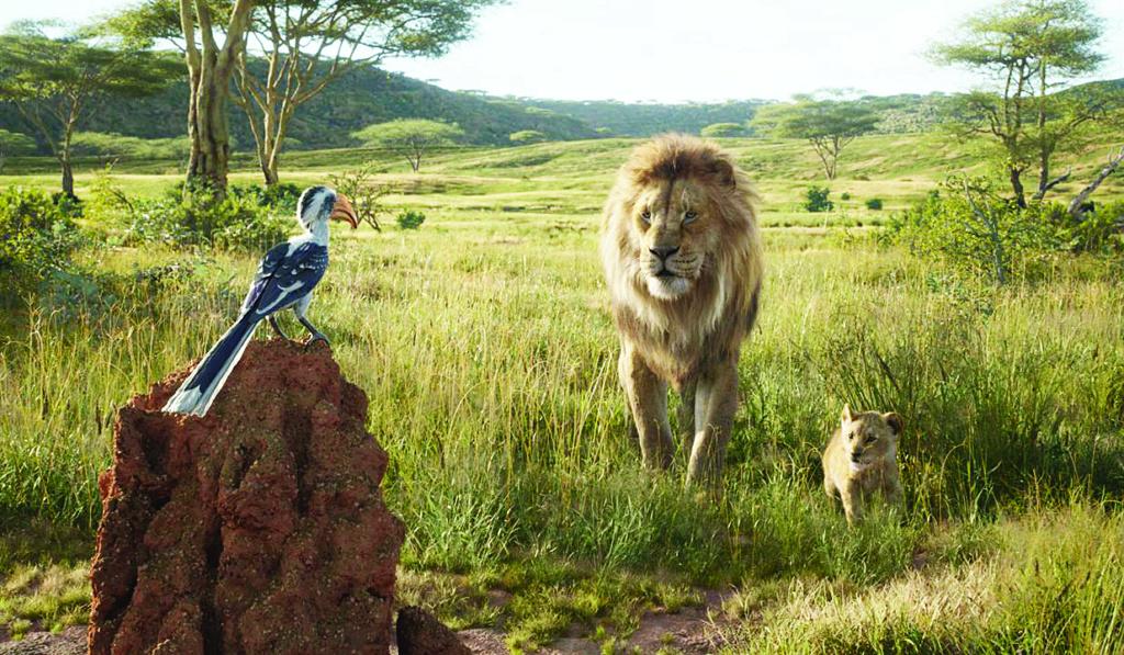 O Rei Leão provoca críticas  Foto-m10