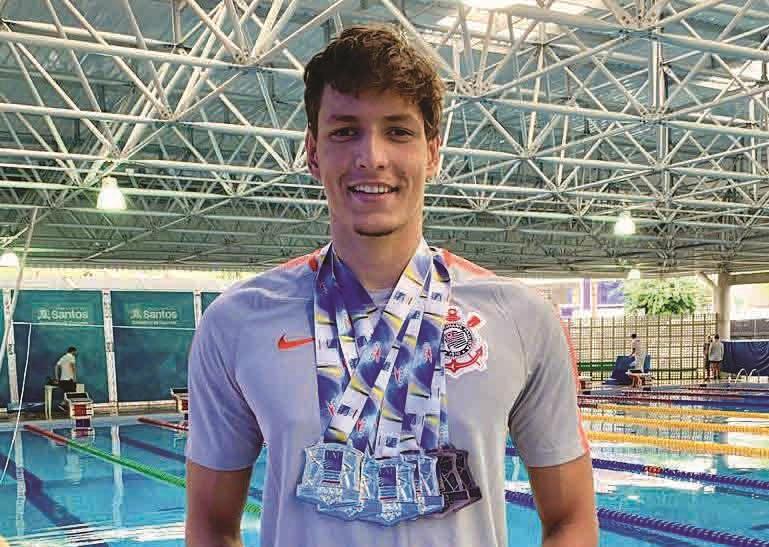 Victor Alcará conquista seis medalhas no Paulista Matzor11