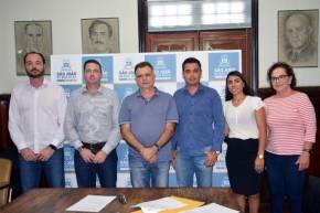 Empresas recebem áreas no Distrito Industrial de São João N2295310