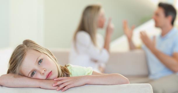 Como os pais anunciam separação aos filhos O-pare10