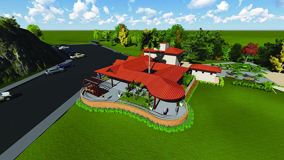 Projeto da 'Nova Cascatinha' é apresentado em Águas da Prata Projet10