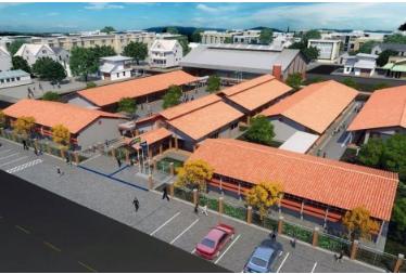 Prefeitura segue com as obras da escola no Resedás Projet10