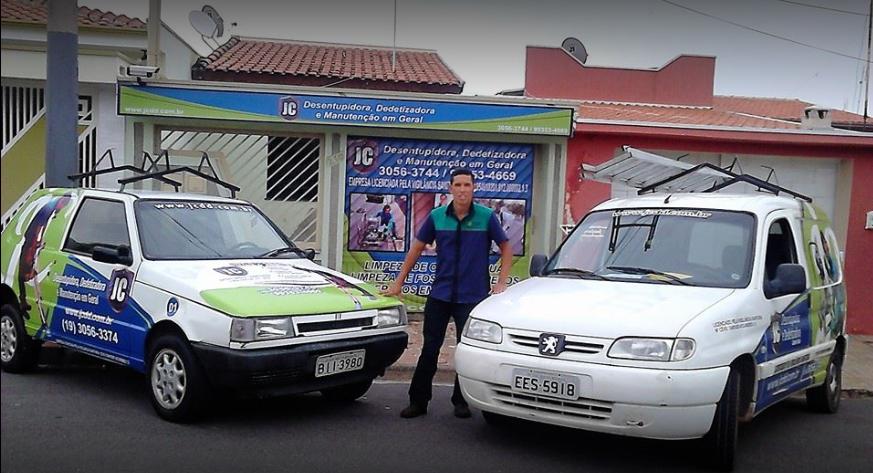 Dedetizadora JC de São joão Da Boa Vista , vícios apresentados em seus serviços e não solução ao cliente  Sem_tz26