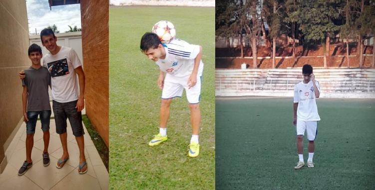 Joia do Futebol de São  João faz teste pra Jogar o Campeonato Brasileiro Sub 19  Sem_tz27