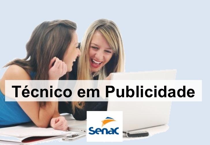 Senac oferece formação para profissionais com foco na publicidade Tcnico10