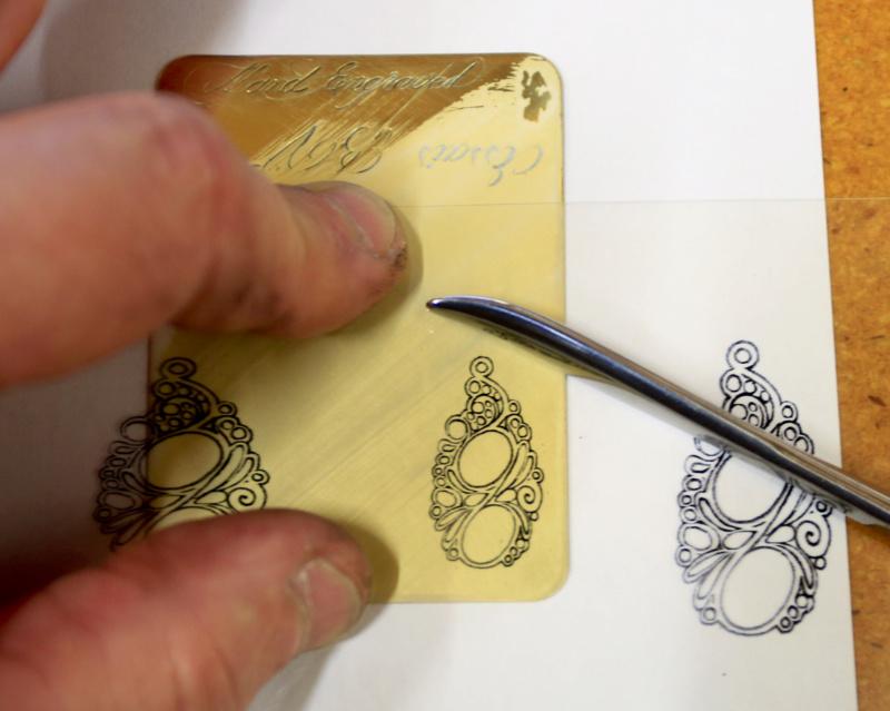 TRANSFÉRER sur métal un motif imprimé au JET D'ENCRE Transf10