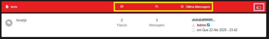 Botão na categoria do fórum Toppic12