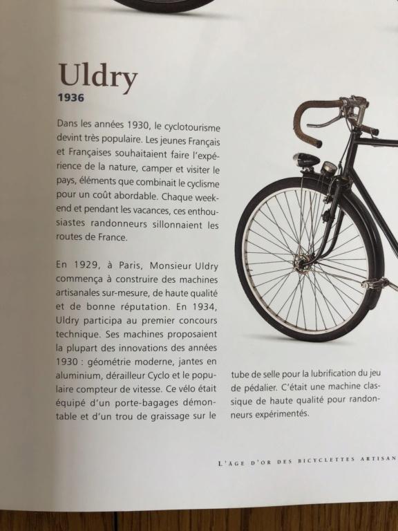 Randonneuse Uldry cadre reynolds 531 C0823e10