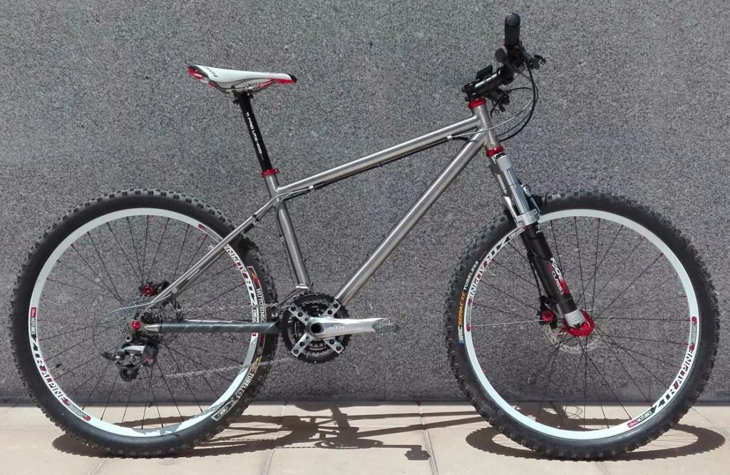 As minhas bicicletas Lancas10