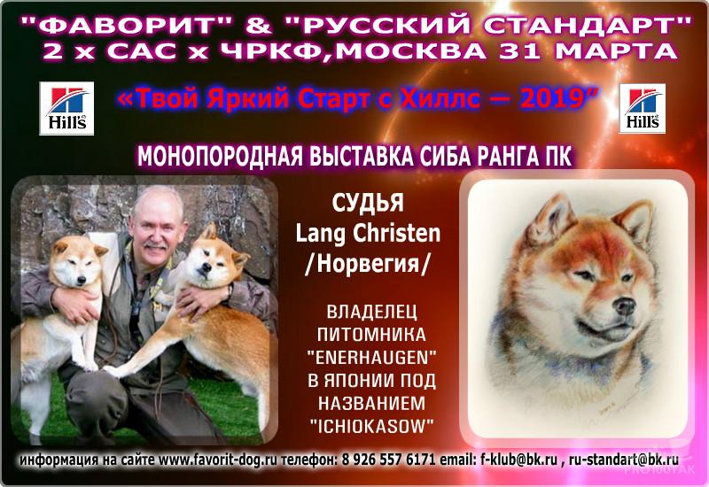 Монопородная выставка Сиба ранга ПК, Москва 31.03.2019 A_a10