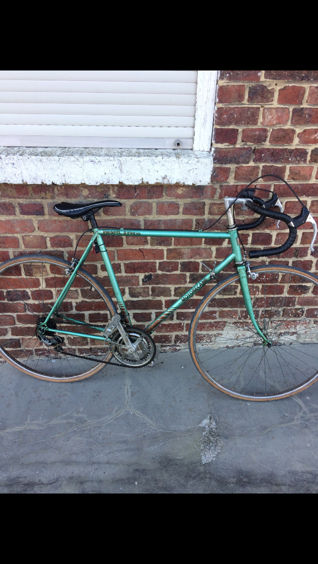 Vélo Catieau 00110