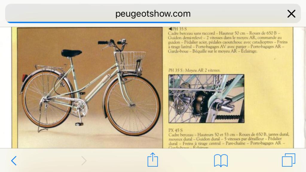 Peugeot PH 35 S 00310