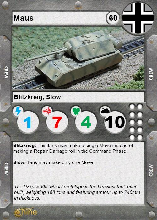 Maus super heavy tank German10