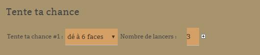 [Jeu de dés] 4 2 1 Des-6f10