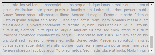 Les scrollbars Overfl10