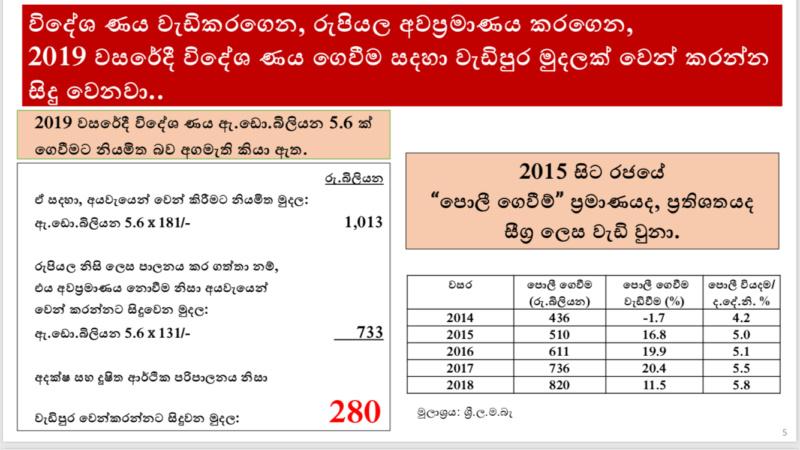 ශ්රිලංකාවේ ණය බරතාවය. Sri Lanka's Debt Trap 7e0bae10