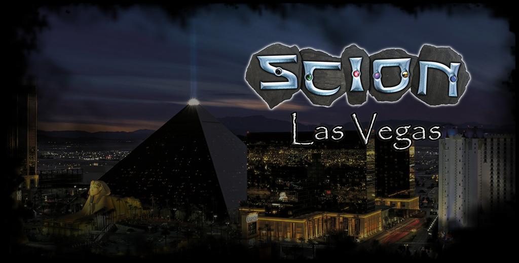 Dioses y Héroes de Las Vegas