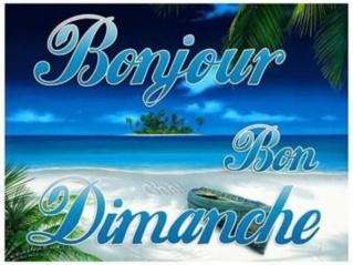 Les bonjours et contacts jounaliers du Mois d' Août 2019 6f472213