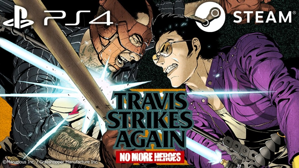 Travis Strikes Again: No More Heroes D7ctw910