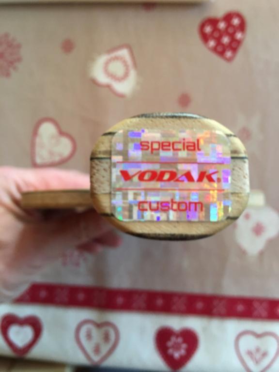 Vodak custom combi bois artisanal Eafac210