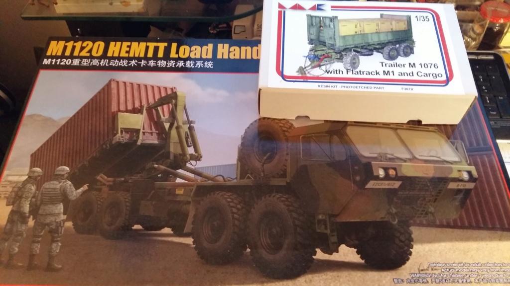 M1120 et remorque M1076 20190612