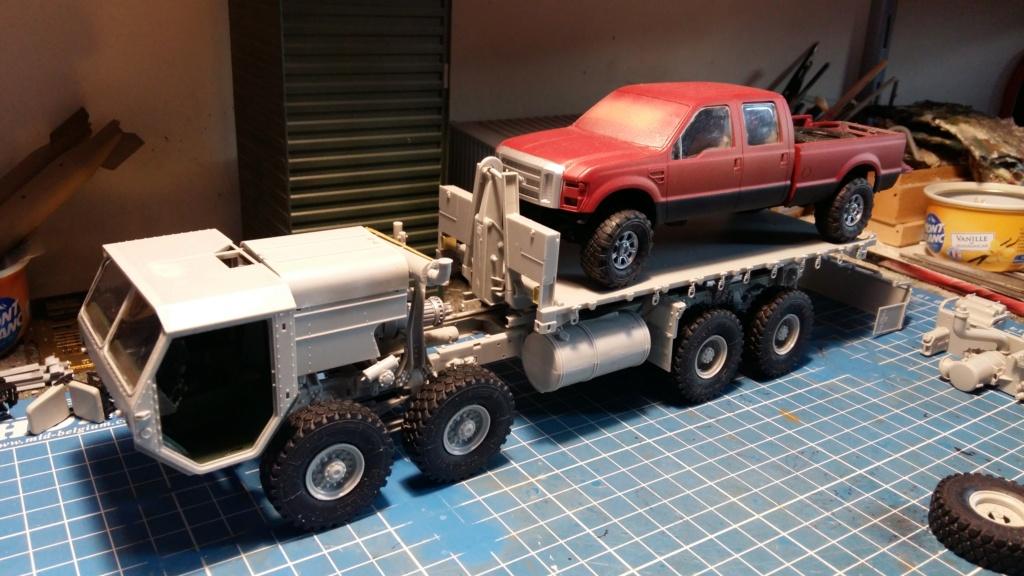 M1120 et remorque M1076 20190710