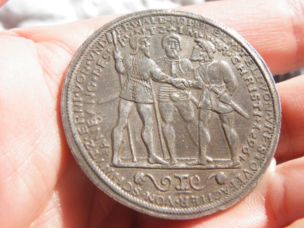 ID référence d'un BUNDESTHALER 250 ans de la Ligue éternelle 1546 Dscf0023