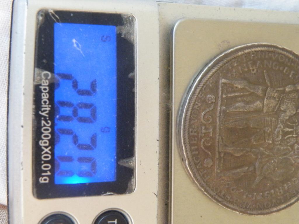 ID référence d'un BUNDESTHALER 250 ans de la Ligue éternelle 1546 Dscf0024