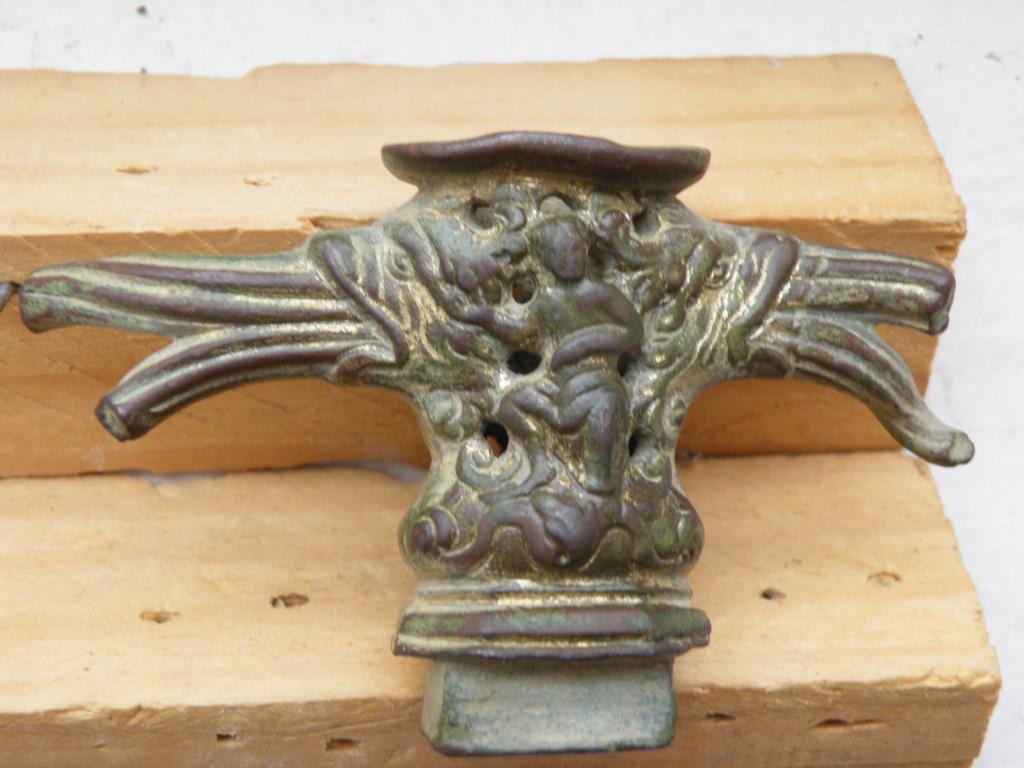 Garde d'épée 18e ou 19e siècle ... Dscf0042