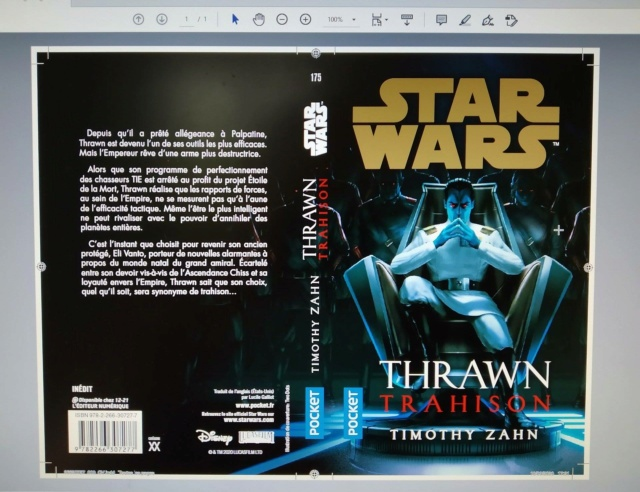 Star Wars: Thrawn - Trahison 12043910