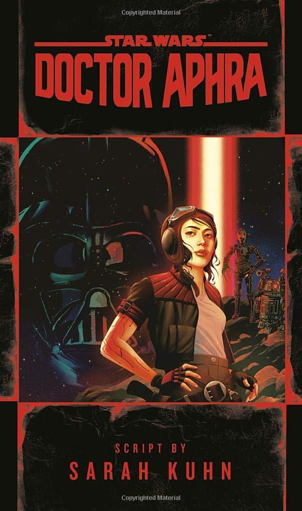 Star Wars - Doctor Aphra - Script By Sarah Kuhn 61iz1z10