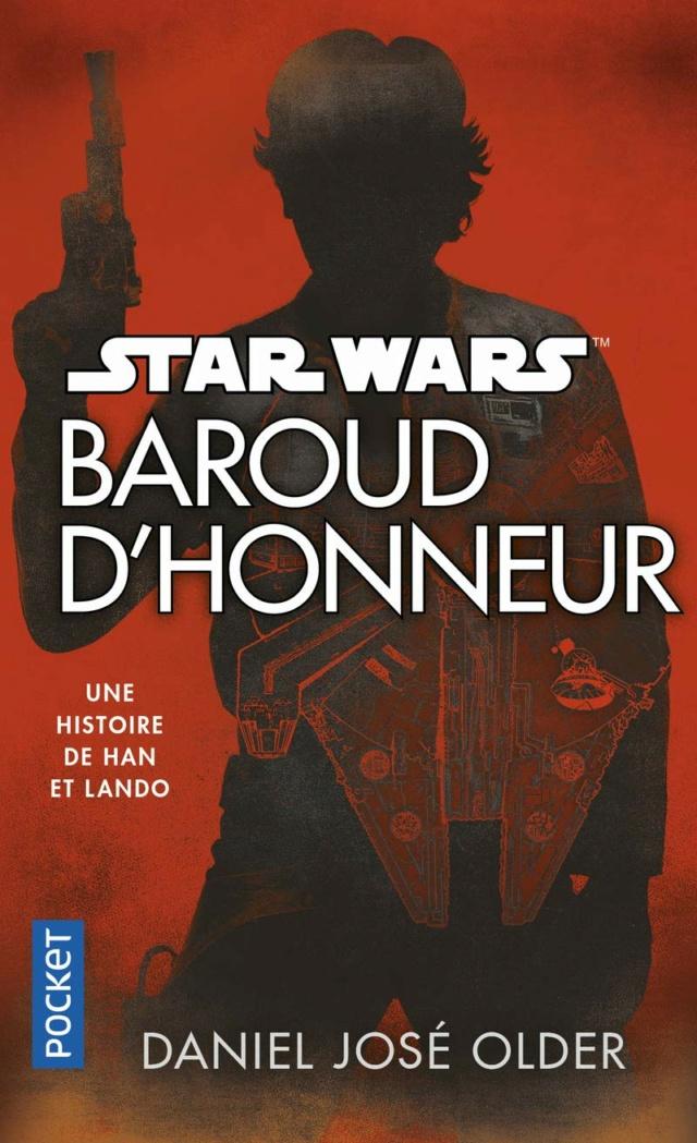 Baroud d'honneur -  Daniel José OLDER - Pocket Baroud10