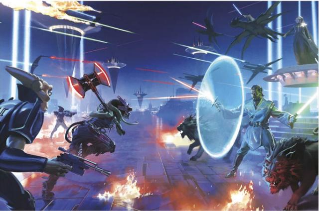 SW - The High Republic : The Rising Storm (Cavan Scott) Captur26