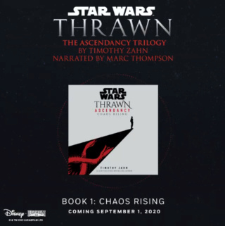 Star Wars - Thrawn : Ascendancy (Timothy Zhan) Chaos-10