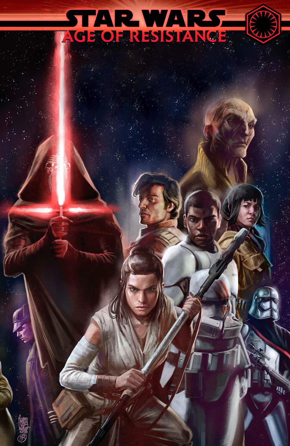 Star Wars DELUXE: L'ère de la résistance - PANINI Ere_de10