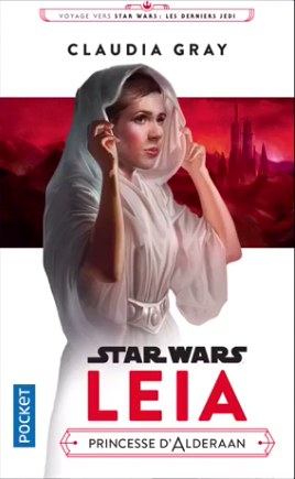 Calendrier 2021 des sorties romans Star Wars   Leia10